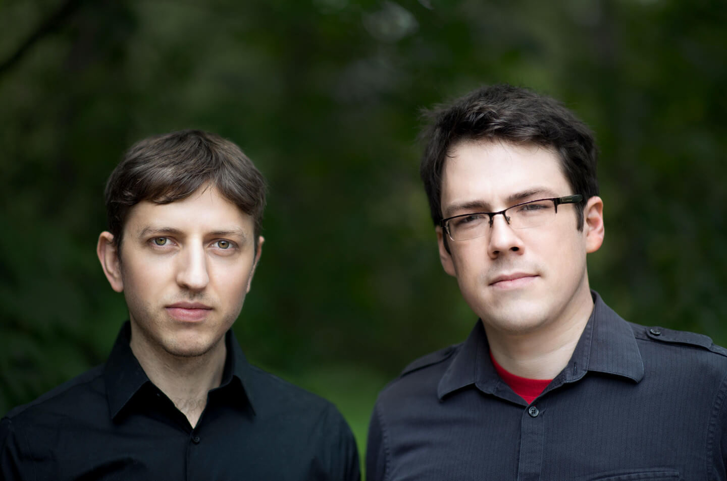 Photo of cofounders Michael Kling and Scott Goci